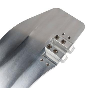 Thrashin Supply Bagger Floorboards for Harley - Aluminum