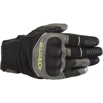 Alpinestars Crosser Air Gloves - Black/Gray