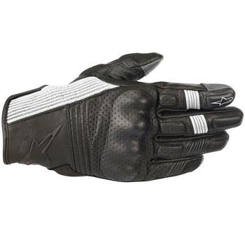 Alpinestars Mustang V2 Gloves - Black/White