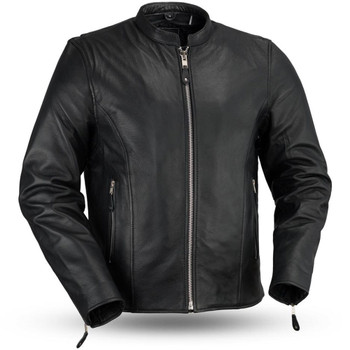 First Mfg. Ace Leather Jacket