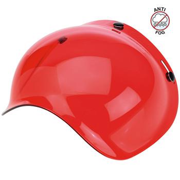 Biltwell Anti-Fog Bubble Shield - Rose