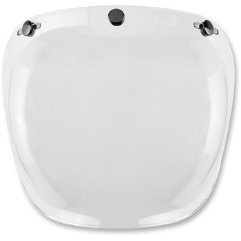 Biltwell Anti-Fog Bubble Shield - Clear