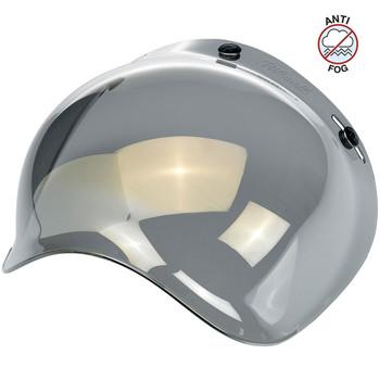 Biltwell Anti-Fog Bubble Shield - Gold Mirror