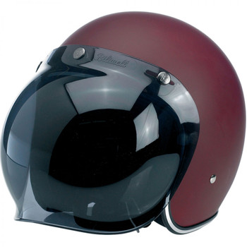 Biltwell Anti-Fog Bubble Shield - Smoke