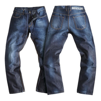 Rokker Revolution Waterproof Denim Motorcycle Jeans