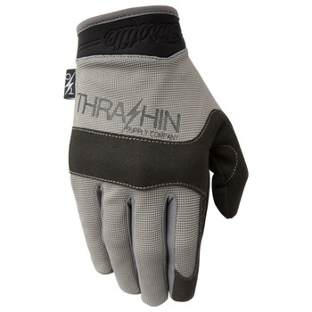 Thrashin Supply Covert V2 Gloves - Grey/Black