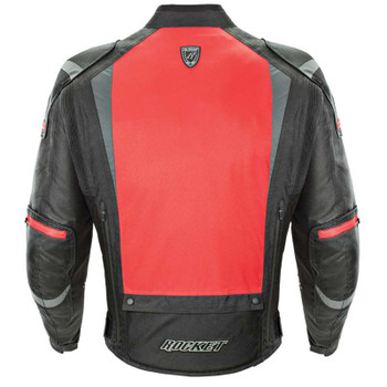 Joe Rocket Atomic 5.0 Jacket - Black/Red