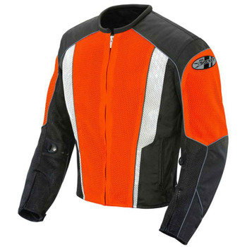 Joe Rocket Phoenix 5.0 Mesh Jacket - Orange/Black
