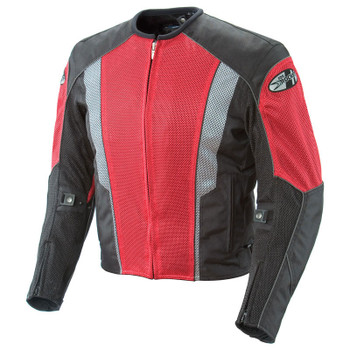 Joe Rocket Phoenix 5.0 Mesh Jacket - Red/Black