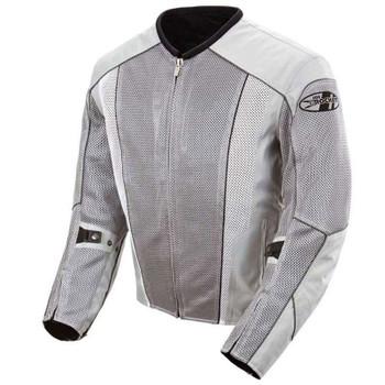 Joe Rocket Phoenix 5.0 Mesh Jacket - Silver