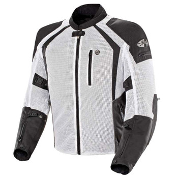 Joe Rocket Phoenix Ion Mesh Jacket - White
