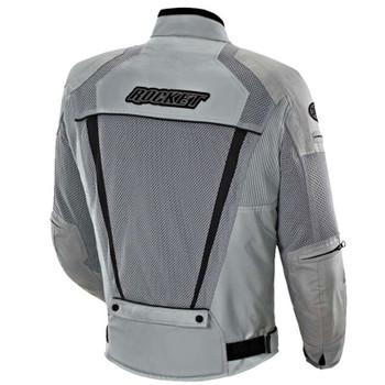 Joe Rocket Phoenix Ion Mesh Jacket - Silver
