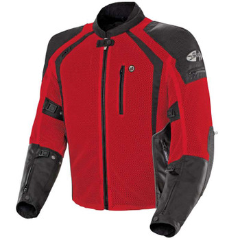 Joe Rocket Phoenix Ion Mesh Jacket - Red