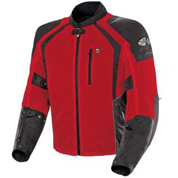 Joe Rocket Phoenix Ion Mesh Jacket - Red