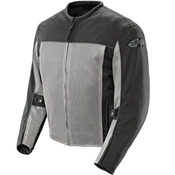 Joe Rocket Velocity Mesh Jacket - Gray/Black
