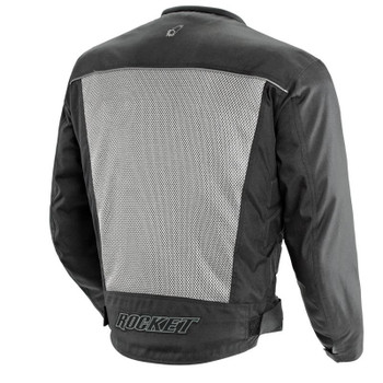 Joe Rocket Velocity Mesh Jacket - Gray/Black