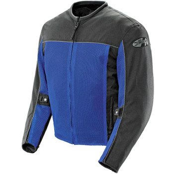 Joe Rocket Velocity Mesh Jacket - Blue/Black