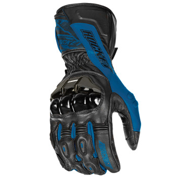Joe Rocket Flexium TX Gloves - Black/Blue