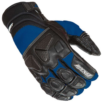 Joe Rocket Atomic X Gloves - Black/Blue