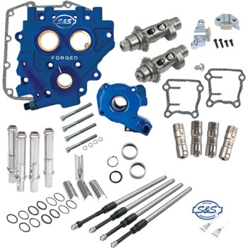 S&S 585 Chain-Drive Camchest Kit for 2007-2017 Harley Twin Cam