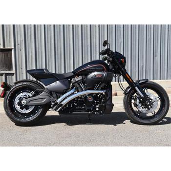 Bassani Sweeper Radius Exhaust for 2018-2020 Harley Softail* - Chrome