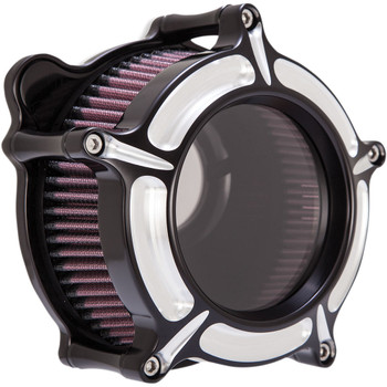 Roland Sands Clarion Air Cleaner for 1993-2017 Harley* - Contrast Cut