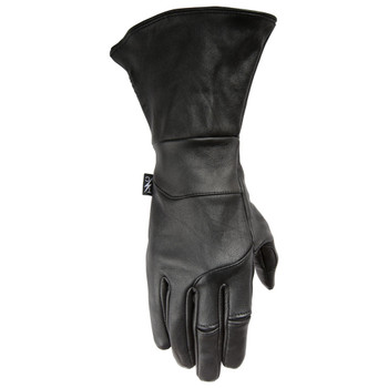 Thrashin Supply Gauntlet Siege Gloves - Black