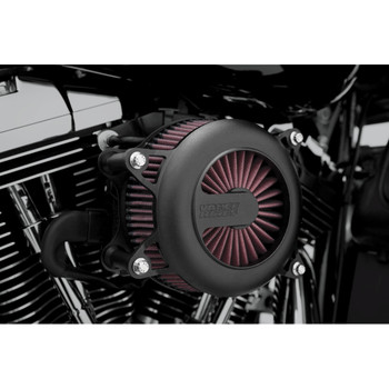 Vance & Hines VO2 Rogue Air Intake Kit For 2008-2017 Harley - Black