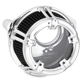 Arlen Ness Method Clear Series Air Cleaner for 1991-2020 Harley Sportster - Chrome