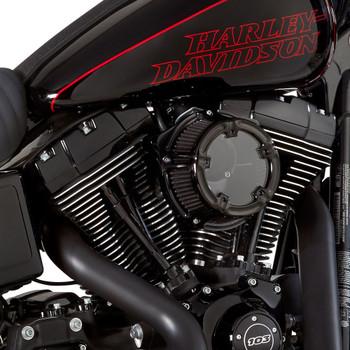 Arlen Ness Method Air Cleaner for 2017-2020 Harley M8 - Black