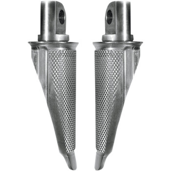Speed Merchant Speed Pegs Foot Pegs for Harley - Raw