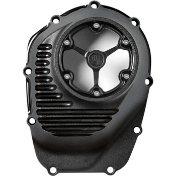 Roland Sands Clarity Cam Cover for 2017-2019 Harley M8 - Black Ops