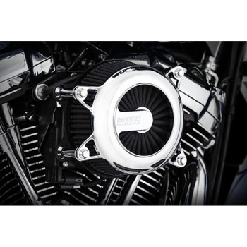 Vance & Hines VO2 Rogue Air Intake Kit For 1999-2018 Harley - Chrome