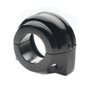 Custom Dual Cable Throttle Clamp - Black