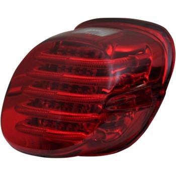 Accent Side Marker LED Lights Fit Harley Davidson Touring Models 2006-2018.