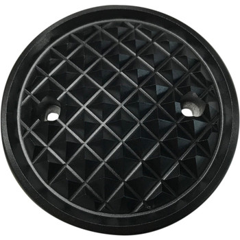 Eddie Trotta Cross Cut Points Cover for Harley Milwaukee 8 - Black