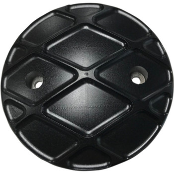 Eddie Trotta Platinum Points Cover for Harley Milwaukee 8 - Black
