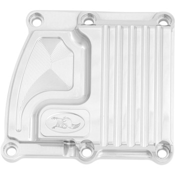 Ken's Factory Transmission Top Cover for 2017-2018 Harley Touring - Polished