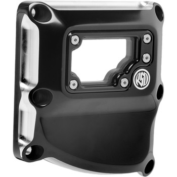 Roland Sands Clarity Transmission Top Cover for 2017-2019 Harley Touring - Contrast Cut