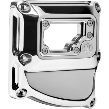 Roland Sands Clarity Transmission Top Cover for 2017-2019 Harley Touring - Chrome