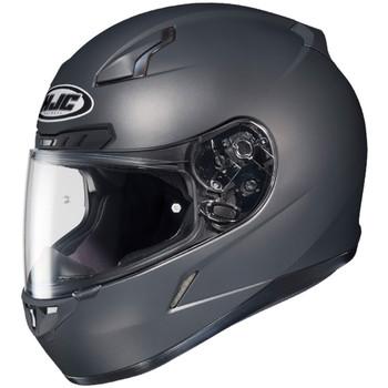 HJC CL-17 Solid Helmet - Matte Anthracite
