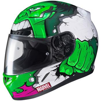 HJC CL-17 Hulk Marvel Helmet