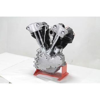 "V-Twin Replica Knucklehead 74"" Long Block Engine"
