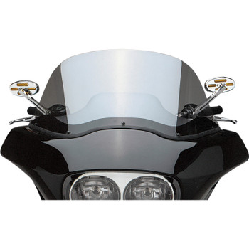 Drag Specialties Stealth Mirrors with Dual Intensity LEDS for Harley