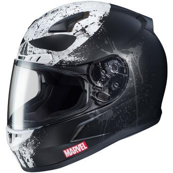 HJC CL-17 Punisher II Marvel Helmet