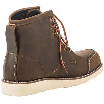 Fly Racing Tradesman Boots - Brown