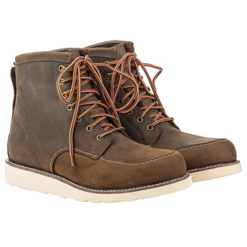 Fly Racing Tradesman Boots - Brown