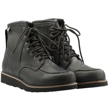 Highway 21 Journeyman Boots - Black