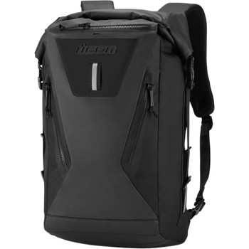 Icon Dreadnaught Backpack - Black