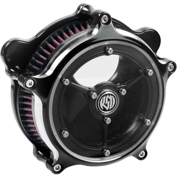 Roland Sands Clarity Air Cleaner for 2017-2018 Harley Touring - Contrast Cut